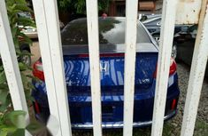 Honda Accord Coupe 2013 Blue