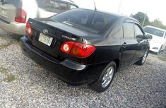 Sell black 2002 Toyota Corolla automatic at cheap price