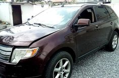Sell well kept brown 2010 Ford Edge automatic