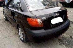 Used 2009 Kia Rio sedan automatic for sale in Lagos