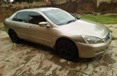 Sell used 2005 Honda Accord automatic at price ₦750,000 in Oyo