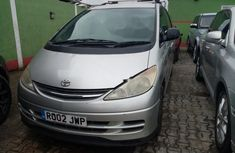 Authenticused 2006 Toyota Previa for sale at price ₦1,250,000