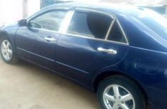 Sell well kept 2005 Honda Accord in Lagos