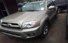 Well maintained 2008 Toyota 4-Runner for sale in Lagos