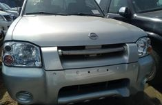 Sell grey 2004 Nissan Frontier automatic at price ₦3,450,000