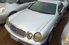 2003 Mercedes-Benz CLK sedan automatic for sale at price ₦800,000
