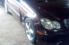 Sell brown 2006 Mercedes-Benz C230 sedan automatic at mileage 85,000
