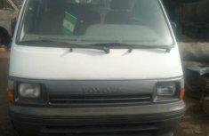 Used 2000 Toyota HiAce van manual car at attractive price
