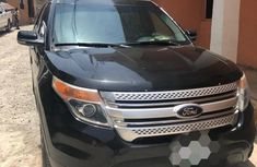 Very clean 2013 Ford Explorer for sale at price ₦4,500,000