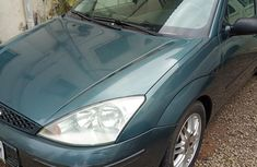 Clean direct used green 2004 Ford Focus automatic
