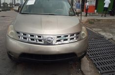 Gold 2007 Nissan Murano automatic for sale at price ₦1,700,000 in Lagos