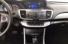 Tokunbo Honda Accord 2015 Black