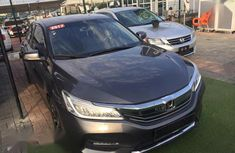 Used 2017 Honda Accord car for sale at attractive price