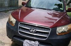 Well maintained 2008 Hyundai Santa Fe suv at mileage 112,000 for sale