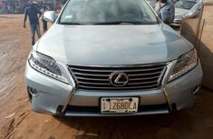 Well maintained 2013 Lexus RX suv at mileage 65,000 for sale