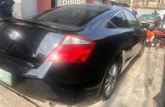 Honda Accord Coupe 2.4 EX Automatic 2008 Black