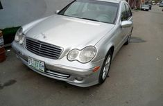Well maintained grey 2007 Mercedes-Benz C280 automatic for sale at price ₦1,450,000