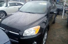 Well maintained black 2011 Toyota RAV4 for sale at price ₦4,700,000 in Lagos