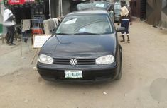 Sell clean used 2002 Volkswagen Golf at mileage 0 in Lagos