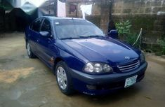 Sell well kept 2001 Toyota Avensis automatic at price ₦1,000,000