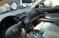 Lexus GS 2008 Black