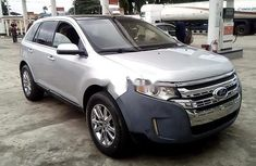 Grey 2011 Ford Edge suv automatic for sale in Lagos