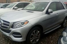 Sell super clean grey 2016 Mercedes-Benz GLE automatic