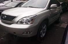 Sell grey 2006 Lexus RX automatic in Lagos at cheap price