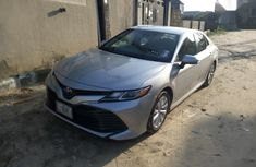 Well maintained 2018 Toyota Camry sedan automatic for sale in Lagos