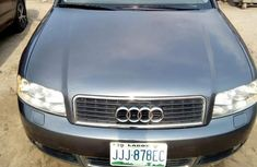 Sparkling used 2004 Audi A4 at mileage 105,000 in Lagos at cheap price