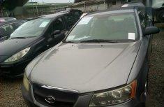 Hyundai Sonata 2.4 GLS 2006 Gray color for sale