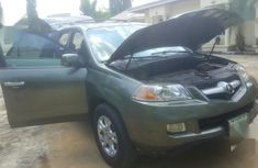 Sell green 2006 Acura MDX automatic at mileage 118,000 in Abuja