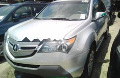 Very clean 2008 Acura MDX for sale at price ₦3,500,000