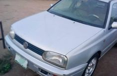 Grey/silver 2000 Volkswagen Golf automatic for sale in Lagos