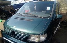 Well maintained 2001 Mercedes-Benz Vito for sale at price ₦1,350,000