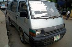Clean and neat blue 2000 Toyota HiAce van at price ₦1,950,000 in Lagos