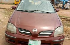 Well maintained 2003 Nissan Almera for sale at price ₦800,000
