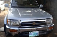 Need to sell high quality grey 1998 Toyota 4-Runner at price ₦750,000 in Lagos