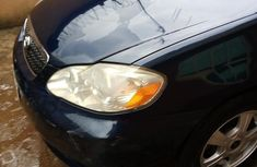 Selling blue 2007 Toyota Corolla sedan automatic at price ₦1,750,000