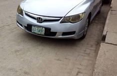 Need to sell high quality 2007 Honda Civic sedan at price ₦700,000 in Lagos