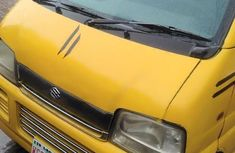 Used yellow 2001 Suzuki Wagon automatic for sale