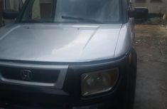 Used grey 2005 Honda Element automatic car at attractive price