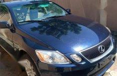 Sell well kept 2007 Lexus GS sedan automatic in Lagos