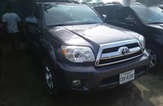 Used 2008 Toyota 4-Runner automatic at mileage 54,525 for sale in Lagos