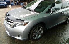 Tokunbo Toyota Venza 2015 Silver