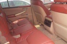Tokunbo Lexus LX570 2010