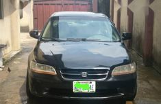 Need to sell high quality 1999 Honda Accord at price ₦650,000 in Port Harcourt
