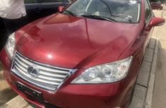 Need to sell high quality 2012 Lexus ES at price ₦4,950,000