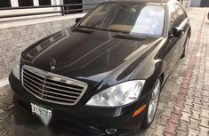 Best priced used 2009 Mercedes-Benz S-Class at mileage 43,973 in Lagos