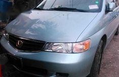 Selling 2004 Honda Odyssey in good condition in Lagos